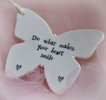 Do What Makes Your Heart Smile Decoration