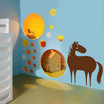 Henri Horse Wall Sticker