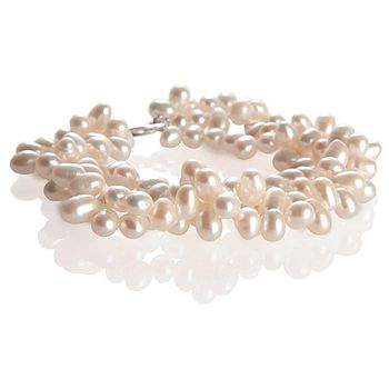Natural Water Pearl Bracelet