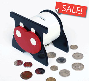 Bull Coin Box - money boxes