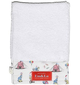 Girl's Towelling Wash Mitt