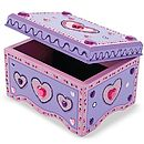 Decorate Your Own Jewellery Box Kit