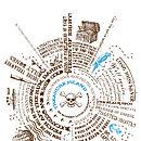 Personalised Treasure Island Story Print