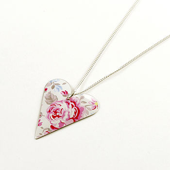 Medium Heart Pendant
