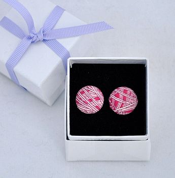 Liberty Print Earrings - Hera B
