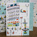Parisian Life card in cluster