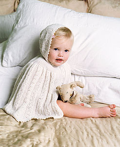 100% Cashmere Carrying Cloak - christeningwear