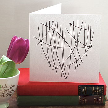 Branches Greetings Card