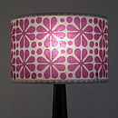 Parade Flower Lampshade