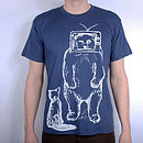 TV Bear T Shirt