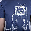 TV Bear T Shirt
