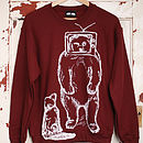TV Bear Jumper