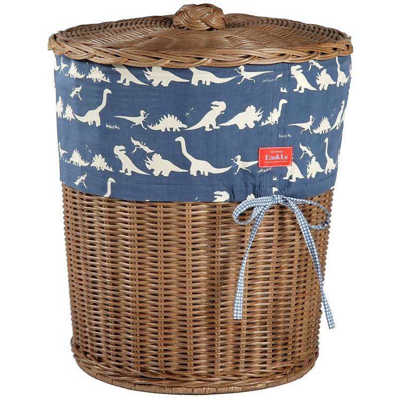 Japanese Style Waterproof Laundry Basket Large 40cm X 35cm