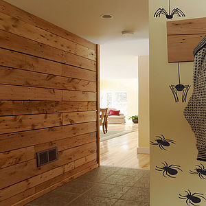 Spider Pack Of Wall Stickers - bedroom