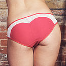 Cosette Slip And Sweetheart Knicker Set