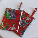 Mexican Day Of The Dead Coin Purse