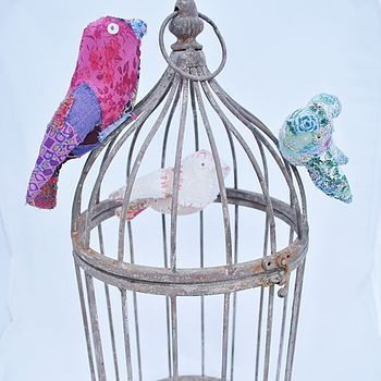 Decorate With Liberty Bird Kits - Blue & Pink
