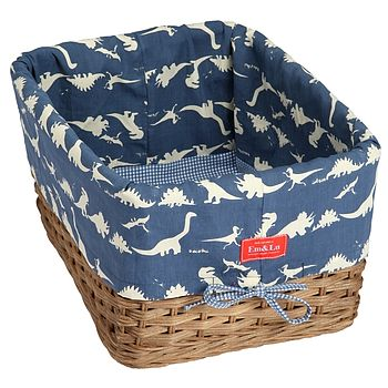 Boys Deep Wicker Tray