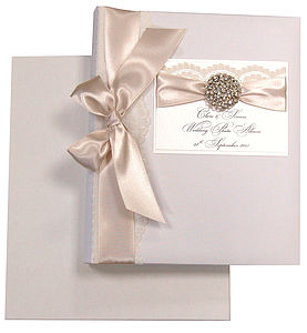Opulence Personalised Wedding Album