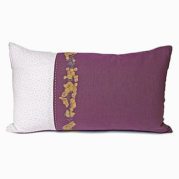 Meadowbank Oblong Cushion - Front