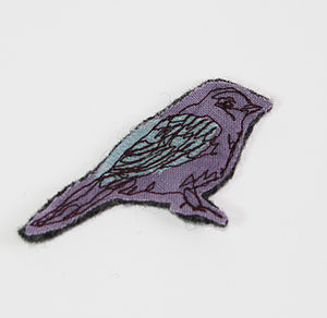 Birdsong Brooch - pins & brooches