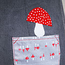 Girls Toadstool Dress