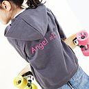 Personalised 'Angel' Hoodie