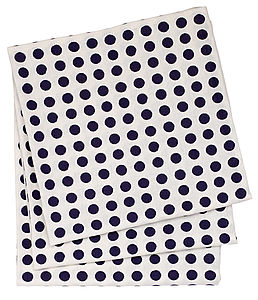 London Print Tablecloth