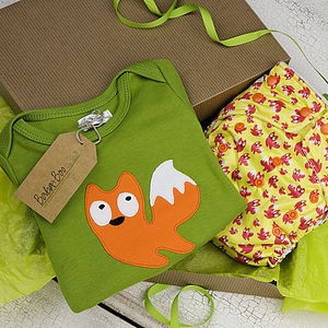 Baby And Toddler T Shirt And Nappy Gift Set - baby care