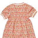 Baby Rigmor Newborn Floral Dress