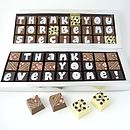 Personalised Box Of Chocolates