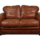 Chicago Classic Leather Sofa