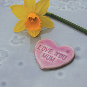 'Love You Mum' Magnet - for mothers