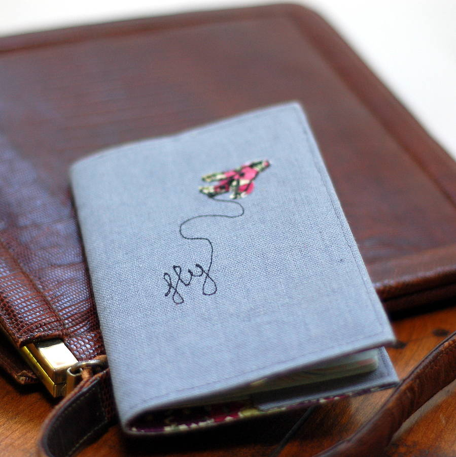 73f2b443767f Handmade Passport Holder