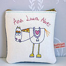Personalised Animal Purse