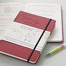 'All About Everybody' Family Memory Journal