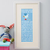 Personalised 'The Day You Were Born' Print - prints & art