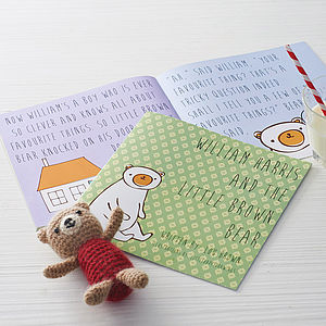 Personalised Child's Story Book - gifts for babies