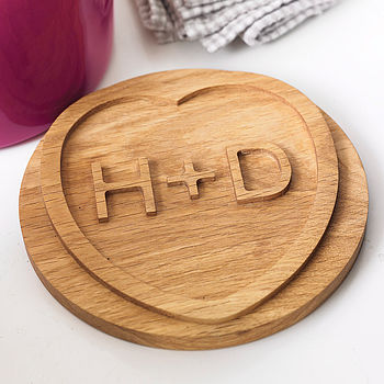 Personalised Wooden Trivet