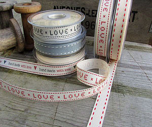 'Handmade With Love' Ribbon Collection