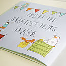 Personalised Child's Story Book