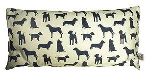 Park Life Dog Cushion