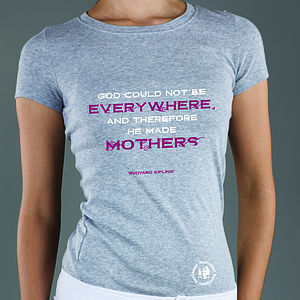 Women's Kipling Slogan T Shirt - women's fashion