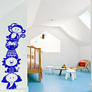 wall sticker decorations for children