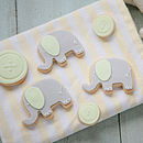 New Baby Biscuit Gift Box