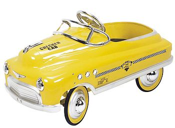 Comet New York Taxi Pedal Car