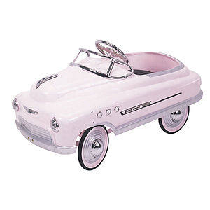 Comet Super Sport Pedal Car - cars & trains
