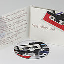 personalised cd
