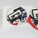 Personalised Mix Tape CD
