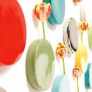Dot Wall Vase